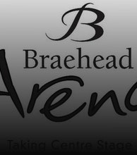 intu Braehead Arena artist photo