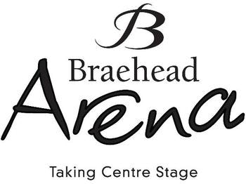 Braehead Arena venue photo