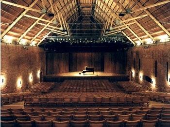 Snape Maltings Concert Hall venue photo