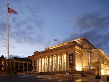 Memorial & City Hall venue photo