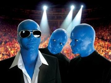 Blue Man Group artist photo