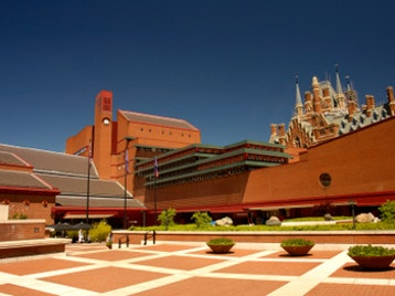 British Library picture