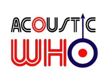 Acoustic Who artist photo