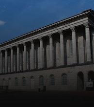 Birmingham Town Hall artist photo
