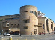 National Museum Of Scotland artist photo