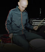 Chris Corsano artist photo