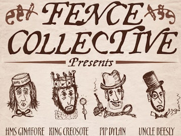 The Fence Collective artist photo