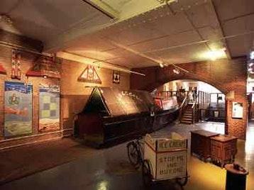 London Canal Museum venue photo