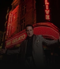 Ray Gelato artist photo
