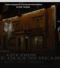 The Queens Head artist photo