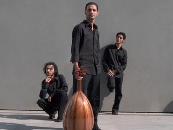 Le Trio Joubran artist photo
