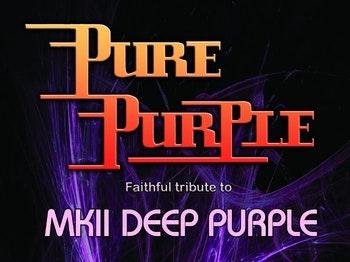 Pure Purple / Rainbow Rising