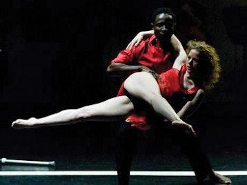 CandoCo Dance Company artist photo