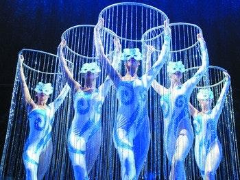Le Grand Cirque Tour Dates