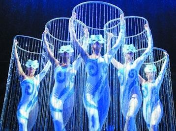 Le Grand Cirque artist photo