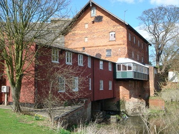Sharnbrook Mill Theatre venue photo