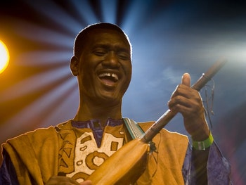 Bassekou Kouyate Tour Dates