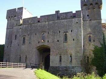 Caldicot Castle venue photo