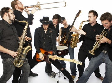 Danny Fontaine And The Horns Of Fury artist photo