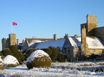 Rockingham Castle Events