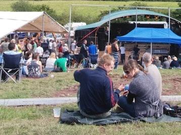 Farmer Phil's Festival venue photo