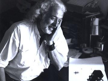 Bill Caddick artist photo