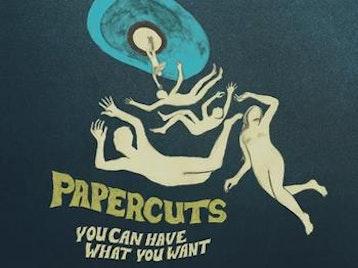 Papercuts artist photo