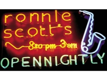 Ronnie Scott's venue photo