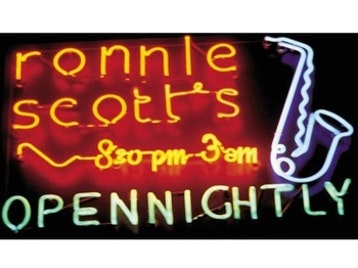 Ronnie Scott's picture