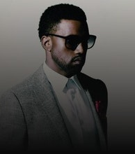 Kanye West artist photo