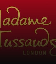 Madame Tussauds artist photo