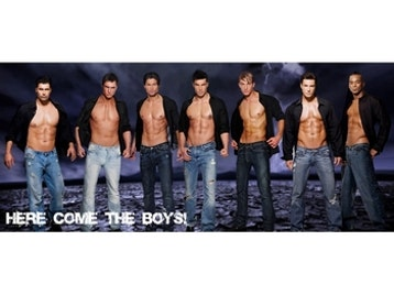 Here Come The Boys artist photo