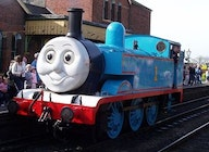 Thomas The Tank Engine artist photo