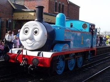 Thomas The Tank Engine artist photo