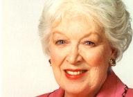 June Whitfield CBE artist photo