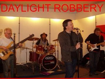Daylight Robbery artist photo