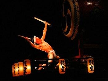 Kodo Drummers Tour Dates