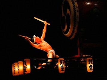 One Earth Tour 2014 - Legend: Kodo Drummers picture