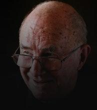 Clive James artist photo
