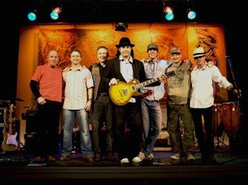 Our Amazing Santana Tribute Return: Samtana picture