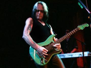 Todd Rundgren artist photo