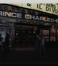 Prince Charles Cinema artist photo