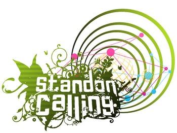 Standon Calling Festival Site venue photo