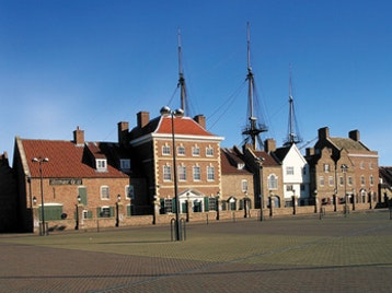 Hartlepool's Maritime Experience venue photo