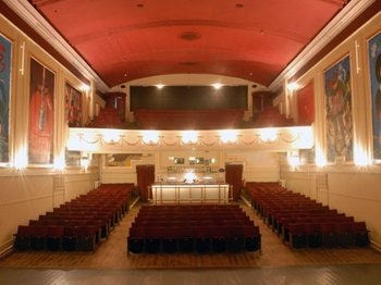 Bridport Electric Palace venue photo