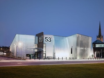 53 Degrees at University of Central Lancashire venue photo
