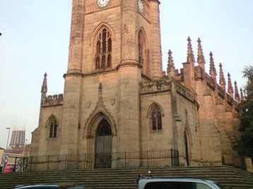 St Luke's Church AKA The Bombed Out Church venue photo