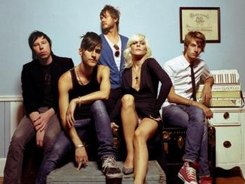 The Sounds artist photo
