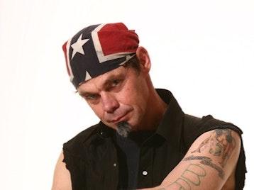 Rich Hall as Otis Lee Crenshaw artist photo