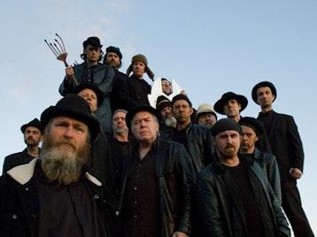 The Spooky Men's Chorale artist photo